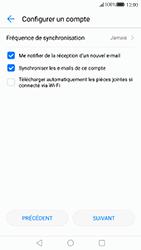 Huawei P10 - E-mail - Configuration manuelle (yahoo) - Étape 9