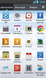 LG Optimus L5 II - E-mail - Escribir y enviar un correo electrónico - Paso 3