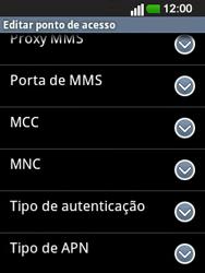 LG E400 - MMS - Como configurar MMS -  13