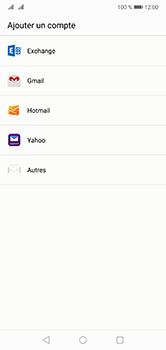 Huawei P20 Lite - E-mail - 032b. Email wizard - Yahoo - Étape 4