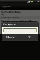 HTC Desire C - Internet - Internetverbindung - Manuelle Einstellung - Schritt 19