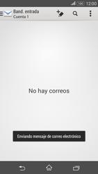 Sony Xperia E4g - E-mail - Escribir y enviar un correo electrónico - Paso 15