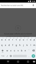 Motorola Moto E (1st Gen) (Lollipop) - Internet et connexion - Naviguer sur internet - Étape 8