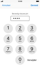 Apple iphone-5s-met-ios-11-model-a1457 - Beveiliging en ouderlijk toezicht - Hoe wijzig ik mijn SIM PIN-code - Stap 11