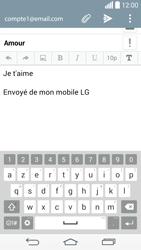 LG D855 G3 - E-mails - Envoyer un e-mail - Étape 10