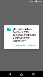 Sony Xperia XZ - Android Nougat - Bluetooth - Transferir archivos a través de Bluetooth - Paso 4