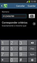 Samsung Galaxy Trend Plus - Chamadas - Como bloquear chamadas de um número -  12