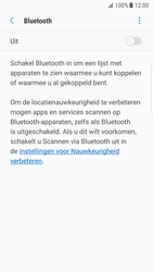 Samsung Galaxy S7 Edge - Android N - Bluetooth - Aanzetten - Stap 5
