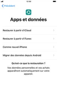 Apple iPhone 8 Plus - Premiers pas - Créer un compte - Étape 16