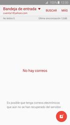 Samsung Galaxy S6 - E-mail - Configurar Yahoo! - Paso 4