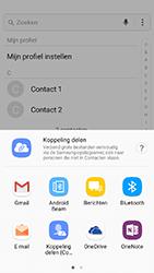 Samsung Galaxy A3 (2017) - Contactgegevens overzetten - delen via Bluetooth - Stap 8