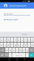 Huawei P9 - E-mails - Ajouter ou modifier votre compte Gmail - Étape 10