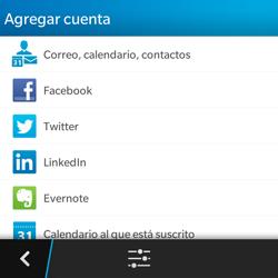 BlackBerry Q5 - E-mail - Configurar correo electrónico - Paso 6