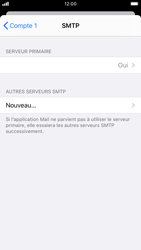 Apple iPhone 8 - iOS 13 - E-mail - Configuration manuelle - Étape 20