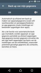 Sony F8331 Xperia XZ - Device maintenance - Back up - Stap 8