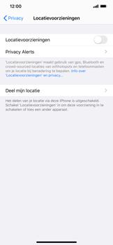 Apple iphone-xs-max-met-ios-13-model-a1921 - Beveiliging en ouderlijk toezicht - Zoek mijn iPhone inschakelen - Stap 5