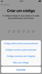 Apple iPhone 7 - iOS 12 - Primeiros passos - Como ligar o telemóvel pela primeira vez -  13