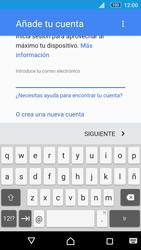 Sony Xperia M5 (E5603) - E-mail - Configurar Gmail - Paso 10