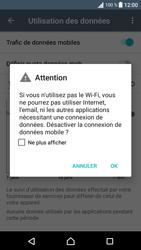 Sony Xperia XA - Internet - activer ou désactiver - Étape 6