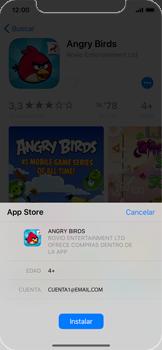 Apple iPhone X - Aplicaciones - Descargar aplicaciones - Paso 13