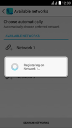 Huawei Ascend Y625 - Network - Usage across the border - Step 8