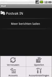 Samsung I7500 Galaxy - E-mail - Hoe te versturen - Stap 5