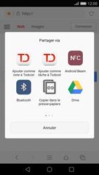 Huawei P8 - Internet - Navigation sur Internet - Étape 16