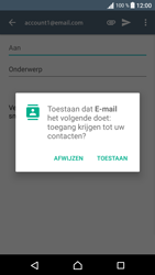 Sony Xperia E5 (F3313) - E-mail - Bericht met attachment versturen - Stap 5