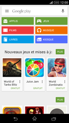 Sony Xperia Z1 Compact D5503 - Applications - MyProximus - Étape 4