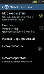 Samsung S7275 Galaxy Ace III - Internet - buitenland - Stap 7