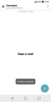 LG Q6 (LG M700n) - E-mail - Hoe te versturen - Stap 19
