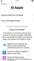 Apple iPhone 7 - iOS 13 - Primeiros passos - Como ativar seu aparelho - Etapa 18