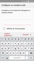 Samsung A3 (2016) - E-mail - Configuration manuelle - Étape 6
