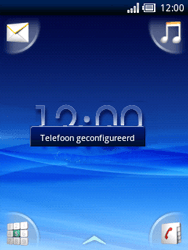 Sony Ericsson Xperia X10 Mini - MMS - automatisch instellen - Stap 5