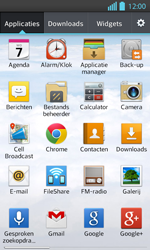 LG P710 Optimus L7 II - E-mail - e-mail instellen: IMAP (aanbevolen) - Stap 3