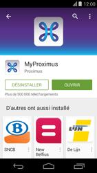 Acer Liquid E600 - Applications - MyProximus - Étape 11