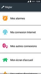 Doro 8035 - Internet - Désactiver les données mobiles - Étape 4