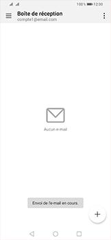 Huawei P Smart (2019) - E-mail - envoyer un e-mail - Étape 15
