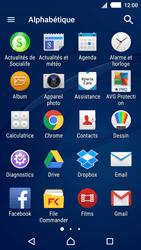 Sony E2303 Xperia M4 Aqua - E-mail - envoyer un e-mail - Étape 2