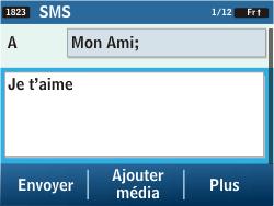 Samsung C3500 Chat 350 - MMS - envoi d'images - Étape 7