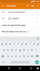 Fairphone Fairphone 2 (2017) - E-mail - Bericht met attachment versturen - Stap 9
