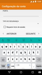 Wiko Rainbow Jam DS - Email - Configurar a conta de Email -  18