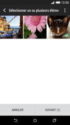 HTC Desire 620 - E-mail - Envoi d