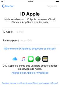 Apple iPhone 6s Plus - iOS 11 - Primeiros passos - Como ligar o telemóvel pela primeira vez -  16