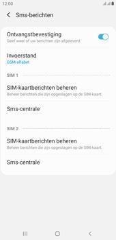 Samsung galaxy-j4-plus-dual-sim-sm-j415fn-android-pie - SMS - SMS-centrale instellen - Stap 10