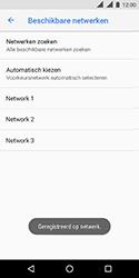 Nokia 3.1 Dual-SIM (TA-1063) - Netwerk selecteren - Handmatig een netwerk selecteren - Stap 13