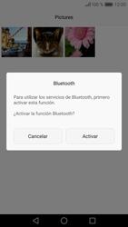 Huawei P9 - Bluetooth - Transferir archivos a través de Bluetooth - Paso 9