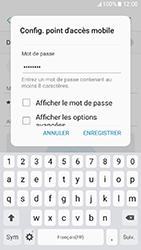 Samsung Galaxy A3 (2017) (A320) - Internet et connexion - Partager votre connexion en Wi-Fi - Étape 10