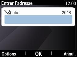 Nokia Asha 210 - Internet - Navigation sur Internet - Étape 9