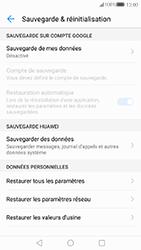 Huawei P10 Lite - Appareil - Réinitialisation de la configuration d